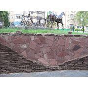 Плитка из натурального камня Лемезит пиленая с одной стороны Соломка фото
