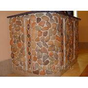 Искусственный декоративный отделочный камень Неолит фото