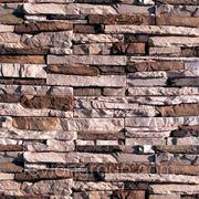 Дикий скол Арт.02 Искусственный камень облицовочный фото