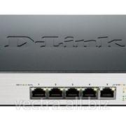 Коммутатор D-Link DGS-1100-06/ME 5port 1GE, 1xSFP, MetroEthernet, WebSmart фото