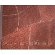 Доломит (вишня) 4-5 см фото