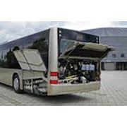 Техническое обслуживание автобусов фото