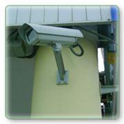 Установка систем наблюдения фото