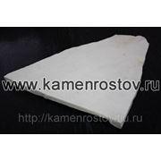 Камень-пластушка Белый Адиль фото