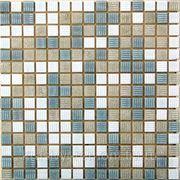 Стеклянная мозаика Aqua 400 ( на бумаге) 327*327 фото
