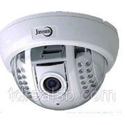 Видеокамера цв. JSC-DV600IR (2.8-11мм) бел., 680ТВЛ, 0.01/0.005Лк, Д/Н, АРД, купол, ИК-подсветка