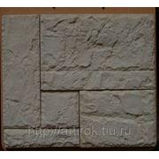 Декоративный облицовочный камень «Дворцовая стена 0405» фото