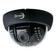 Видеокамера цв. JSC-DV600IR (2.8-11мм) черн., 680ТВЛ, 0.01/0.005Лк, Д/Н, АРД, купол, ИК-подсветка
