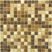 Стеклянная мозаика Aqua 300 ( на бумаге) 327*327 фото
