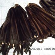 Русский мех норки Орех фото