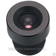 Объективы для камер f=2.9мм-130°, f=3.6мм-92°, f=6мм-53° фото
