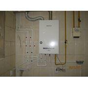 Монтаж внутренних систем газоснабжения фото