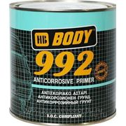 Грунт Body 992 1К Серый 1кг. фото