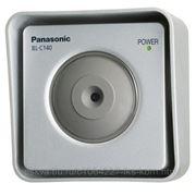 Panasonic BL-C140CE Видеокамера корпусная,цветная, Внутри и снаружи помещений, JPEG,MPEG-4 (до 640*480, макс 15к/сек.), 10крат. Увеличение, фото