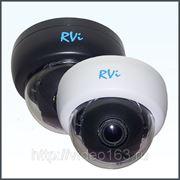 Купольная камера видеонаблюдения RVi-127 (5-50 мм) фото