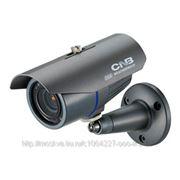 """CNB WCM-21VF Видеокамера всепогодная, цветная, матрица 1/3"""", 600твл, вариофакальный АРД-объектив f=3.8-9.5мм, ИК-подстветка до 20 м, IP-66, 12 фото"""