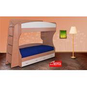 Кровать 2-х ярусная фото