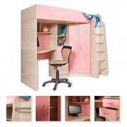 Гарнитур для детской комнаты Малыш-1 фото