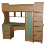 Детская комната Антошка В1 фото
