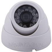 Купольная цветная видеокамера C-1315DR
