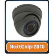 Видеокамера антивандальная с ИК VC-EG360L V2 фото
