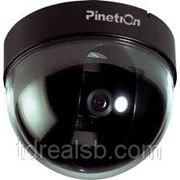 Видеокамеры купольные (для помещений) pinetron PCD-470H B фото