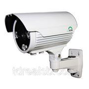 Цветная видеокамера LiteVIEW LVIR-5045/012 VF с ИК-подсветкой фото
