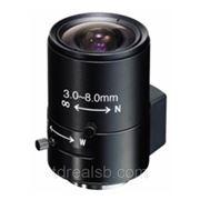 Объектив Microdigital MDL-3080M с ручной диафрагмой фото