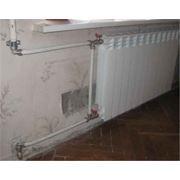 Замена перенос радиаторов отопления фото