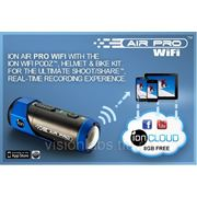 Экшен камера для экстрима Ion Air Pro WiFi фото