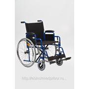 Кресло-коляска для инвалидов (пневмошины) Н 035 фото
