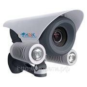 МВК-8141АРВИ Уличная ч\б видеокамера высокого разрешения. 600 твл, варио 2.8-11, 0.02 лк, ИК фото