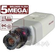 BD4570 5-мегапиксельная IP-видеокамера под C\CS объектив, 10 к/с 2592х1944 фото