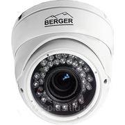 Видеокамера уличная антивандальная цветная BVD-4110ZWR фото