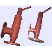 Клапан предохраниетльный пружинный клапан предохранительный клапаны предохранительные прежинные. фото