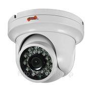 J2000-DVi96HB (3.6) Антивандальная камера видеонаблюдения Sony CCD 540 твл, угол обзора - 74 гр.ИК подсветка фото