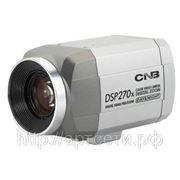 "CNB-ZBN-21Z27F Цветная видеокамера, ""День-ночь"", IT CCD, 580 твл, объектив АРД, оптический 27-х кратный zoom фото"