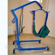 Подъемник для инвалидов с гидравлическим приводом ИПП-2Г фото