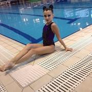 Пошив купальников для синхронного плавания. фото