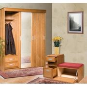 """Набор мебели для прихожей """"Валенсия"""" фото"""