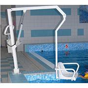 Подъемник для бассейна стационарный ИПБ-170Э фото