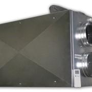 Горизонтальный рекуператор HOME H 500 фото