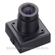 Цветная квадратная видеокамера 700 ТВЛ KPC-E700PUB KT&C фото