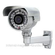 Уличная IP-камера в антивандальном корпусе, 2 Мп, f=2,8-12 мм HiQ-Electronics HIQ-6320 фото