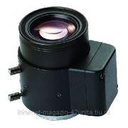 Мегапиксельный вариофокальный объектив для камер с разрешением 2 Мп с CS креплением f=2,8-12 мм фото