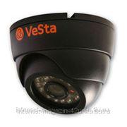 Камера купольная цветная VC-200S IR фото
