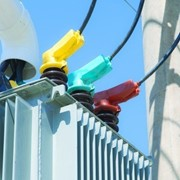 Подключение линии электроэнергии, электрификация СНТ фото