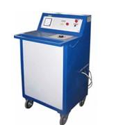 Стенд для испытания электрической прочности изоляции электрооборудования подвижного состава напряжением до 10 кВ СТ.441469.406