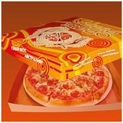 Коробки для пиццы с логотипом фото
