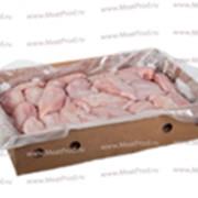 Мясо птицы - филе грудки без кости и кожи фото